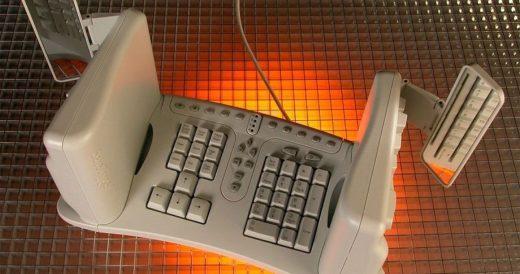Необычные клавиатуры