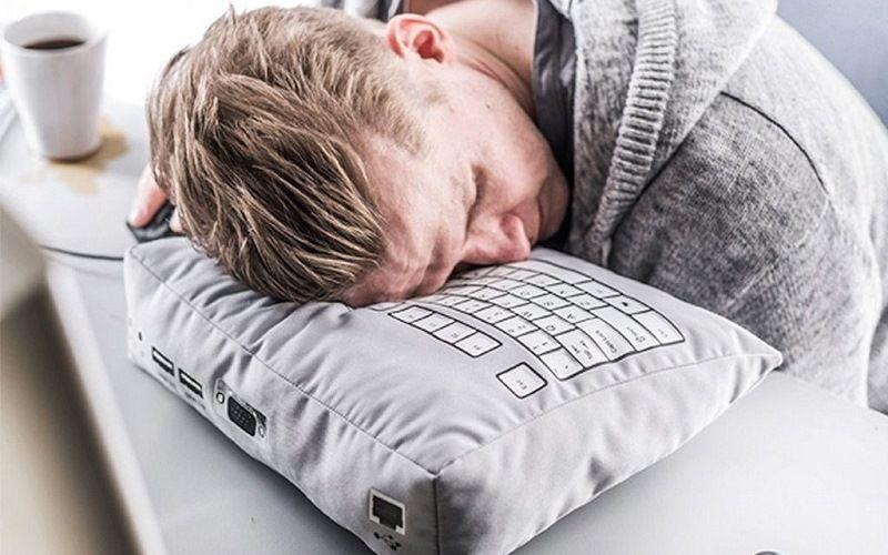 Клавиатура - подушка