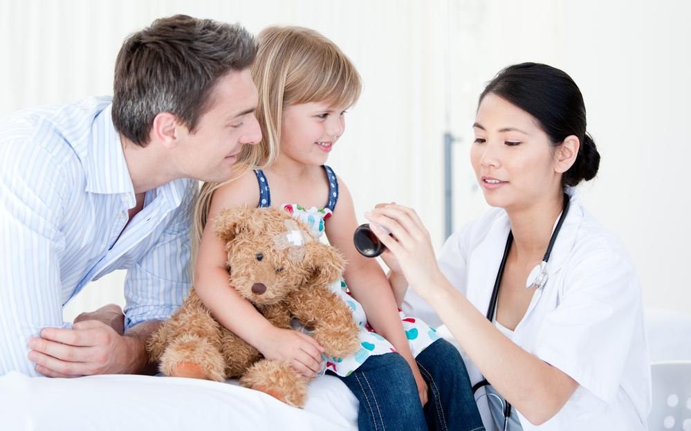 забота о здоровье детей