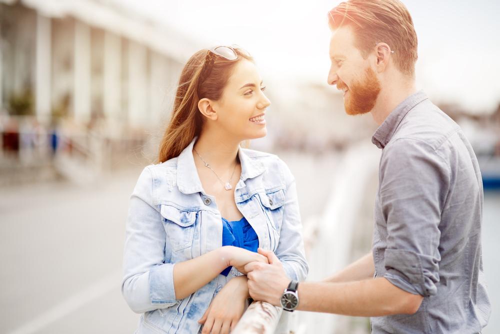 парень с девушкой вместе