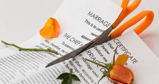 статусы про развод с мужем