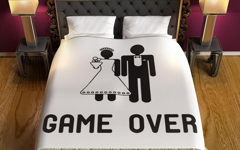 Unusual bed linen