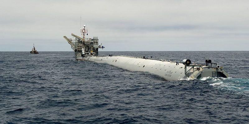 Океанографическая платформа Флип