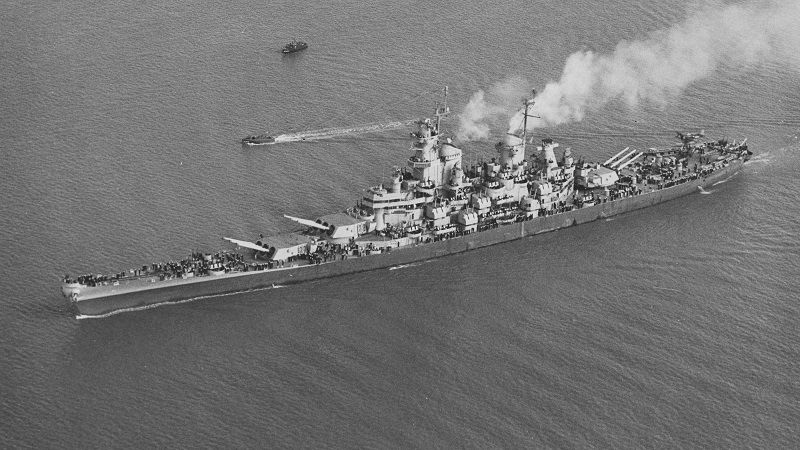 Корабль «Айова»