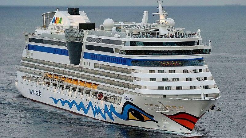 Корабль «Аида»