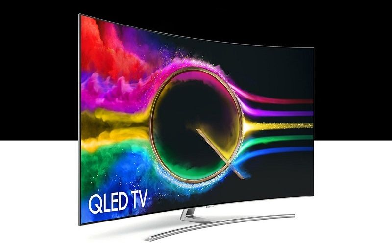 The innovative technology of the QLED
