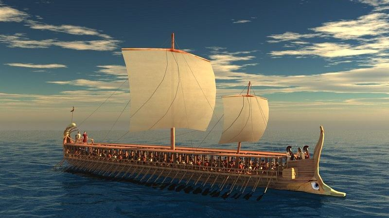 Ships of ancient Greece