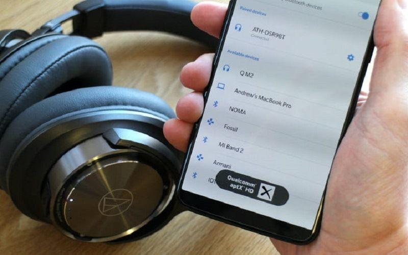 Поддержка технологии aptX в телефоне