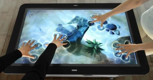 Технология multi touch