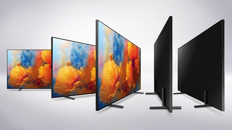 Телевизоры компании Samsung