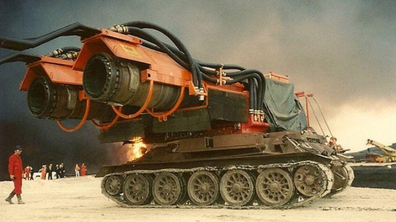 Пожарная машина «Ветерок»