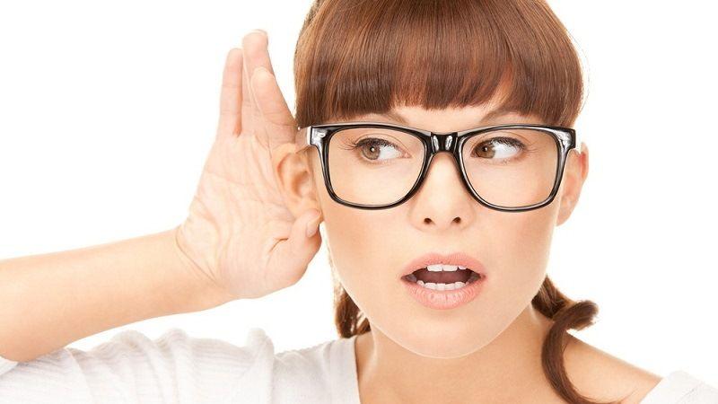 Уши - орган слуха
