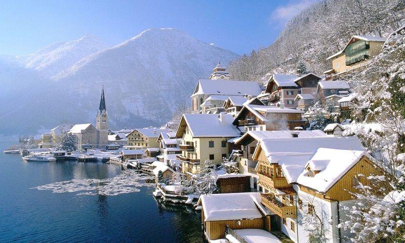 Удивительное об Австрии