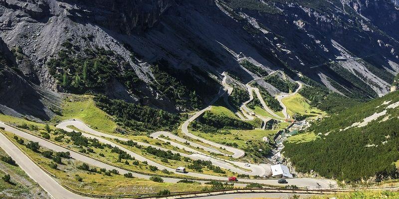 Альпийская дорога Гроссглокнер