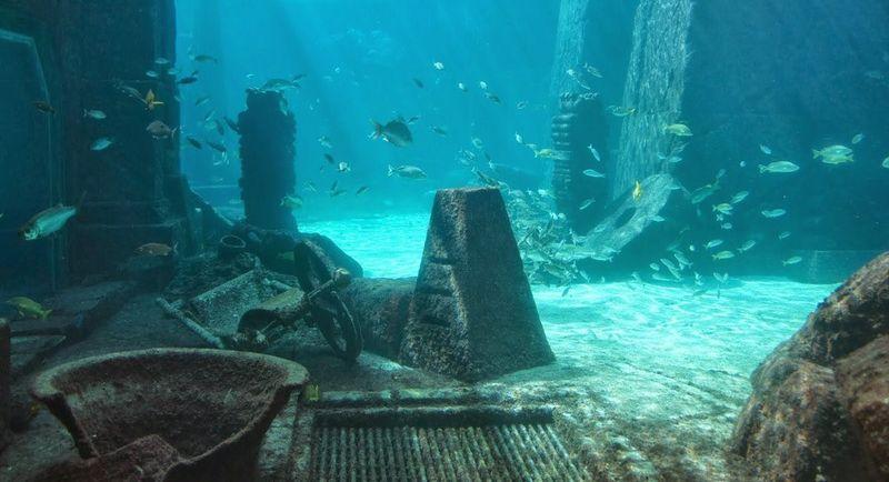 Средиземноморская цивилизация Осириса