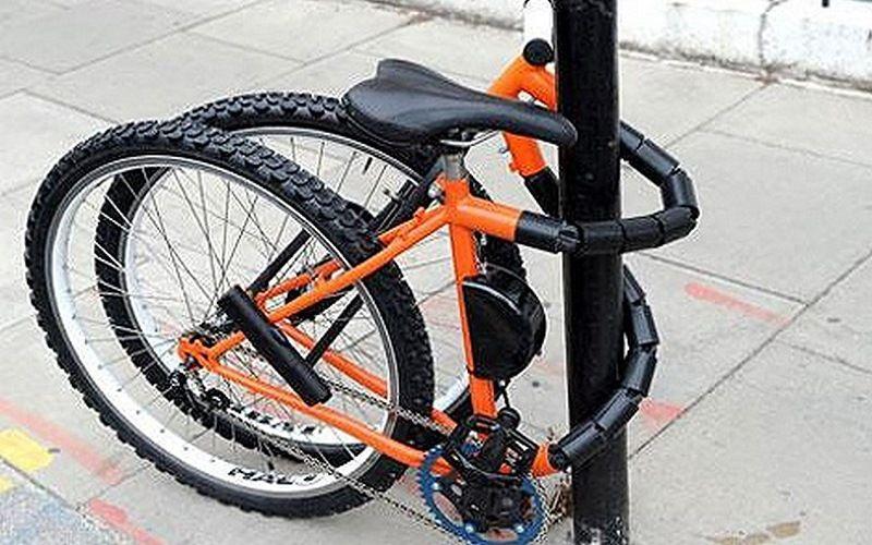 Необычный велосипед Кевина Скотта