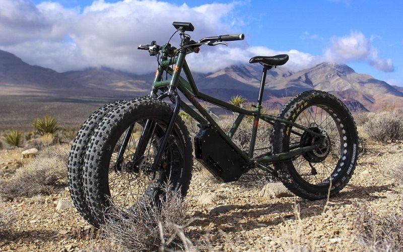 Горный велосипед Juggernaut