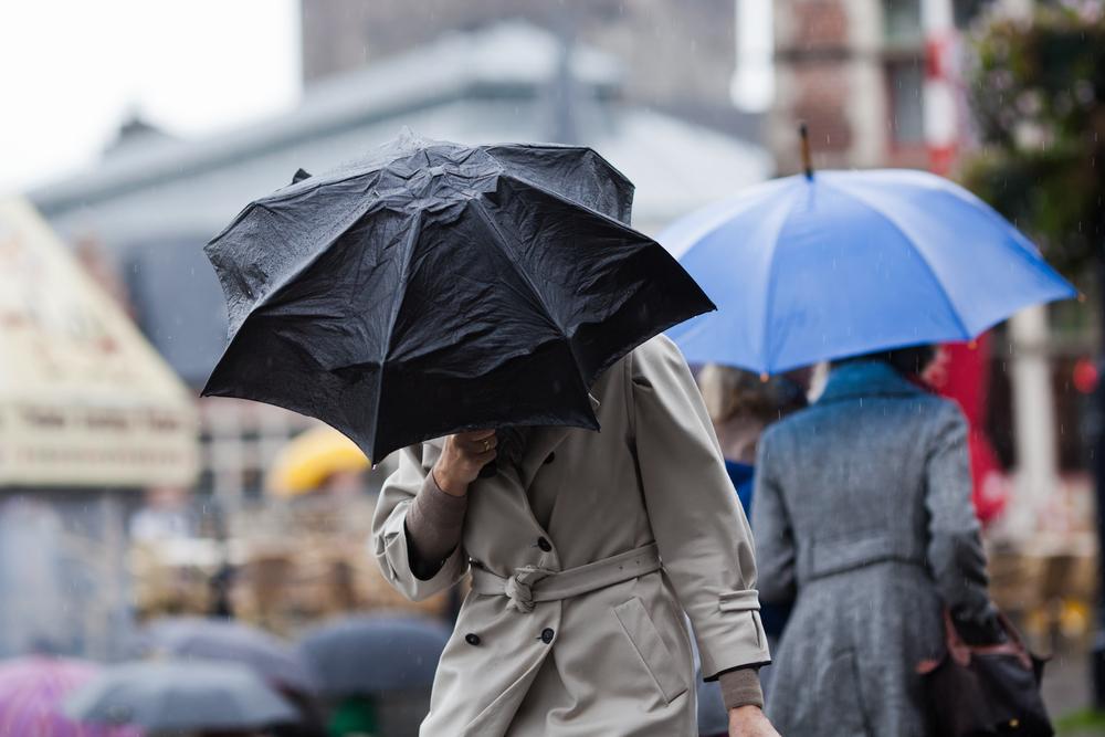 плохая осенняя погода