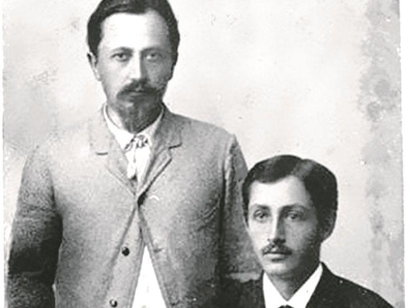Иван и Юлий Бунины
