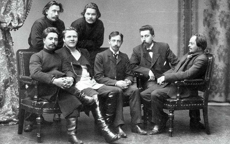 Русские писатели