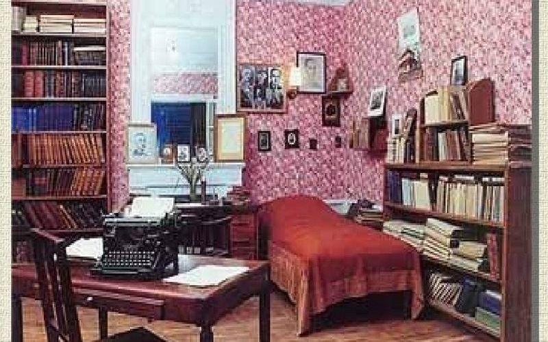 Парижский кабинет И.Бунина