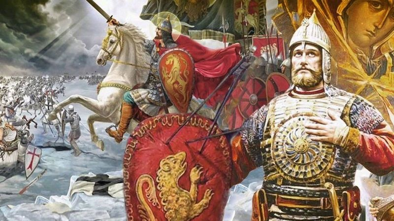 Facts from the life of Alexander Nevsky