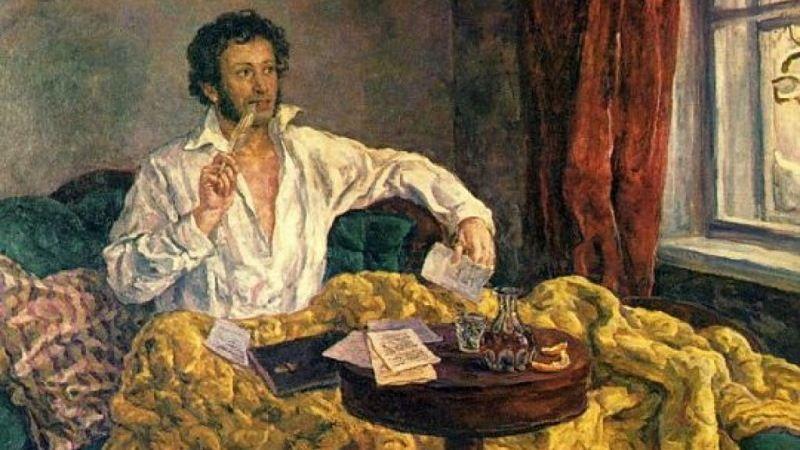 Факты из жизни Пушкина