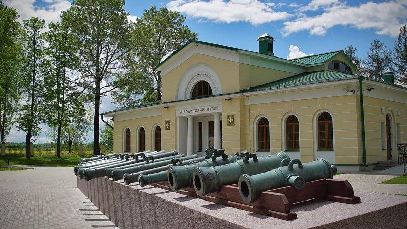 «Бородинское поле» - музей и заповедник