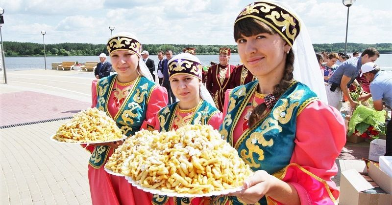 Семейные торжества и обряды у татарского народа