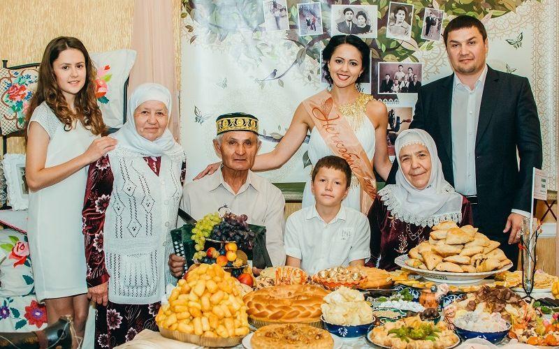 Глава семьи в Татарстане