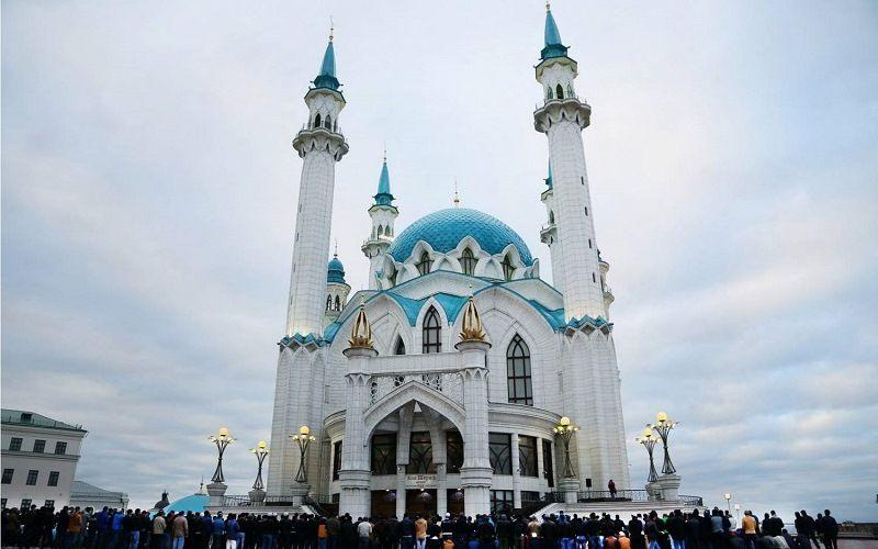 Курбан-байрам в Татарстане