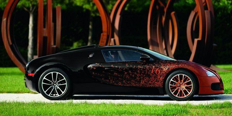 В какой цвет покрасить машину
