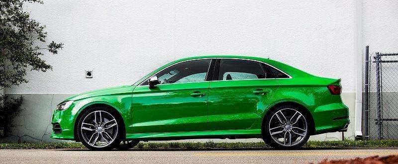 Audi Viper Green