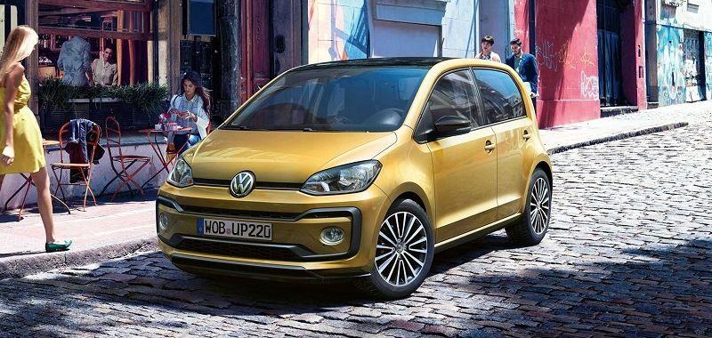 Volkswagen: покрытие тоном Kurkuma Yellow Metallic