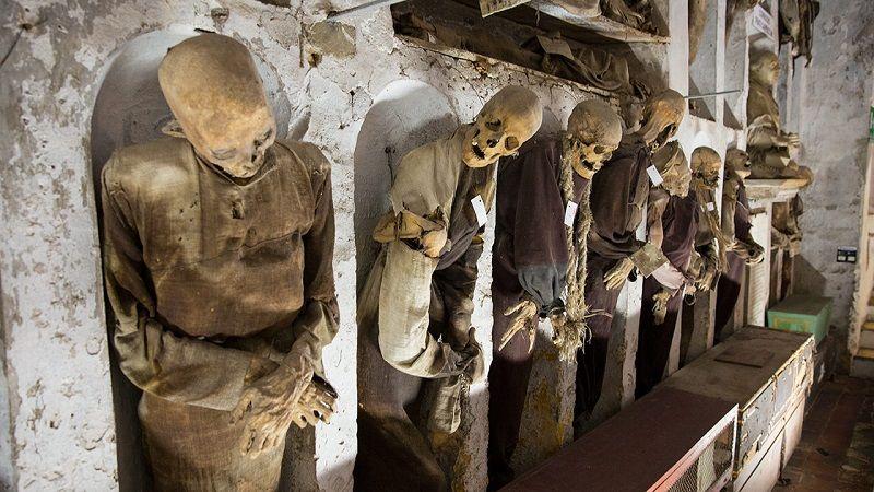 Церковь Мертвых в Урбании
