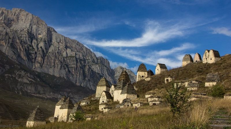 City of the Dead (Dargavs Village)