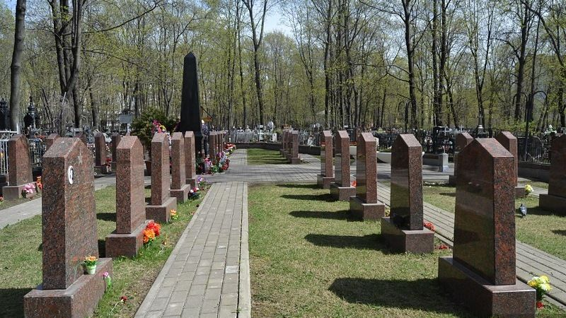 Cemetery Vagankovsky