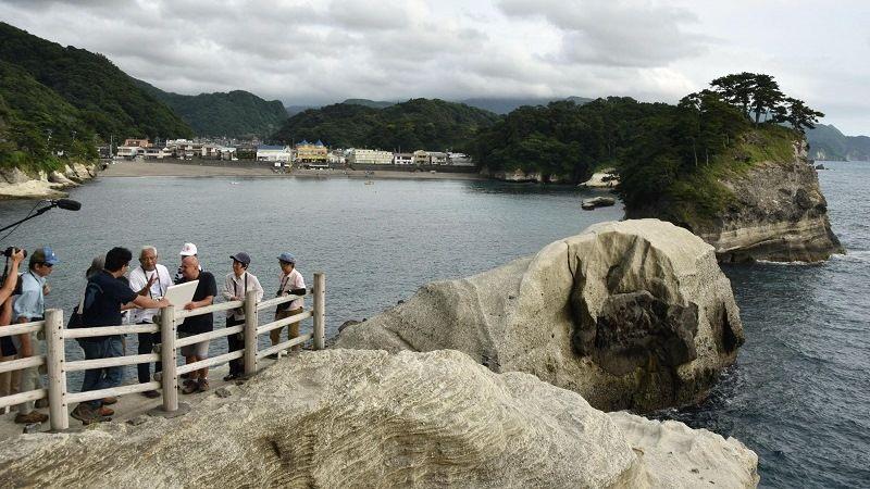 Жители острова Идзу