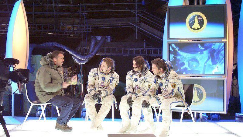 3. «Space Cadets» (Космические кадеты), Британия