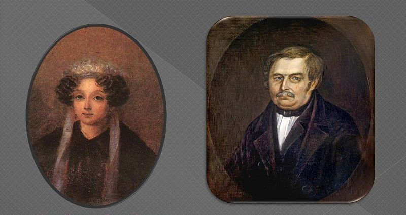 Nikolai Gogol's parents