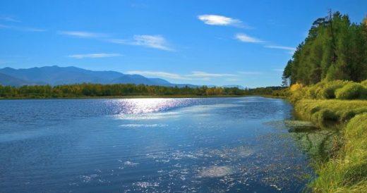 Самые широкие реки