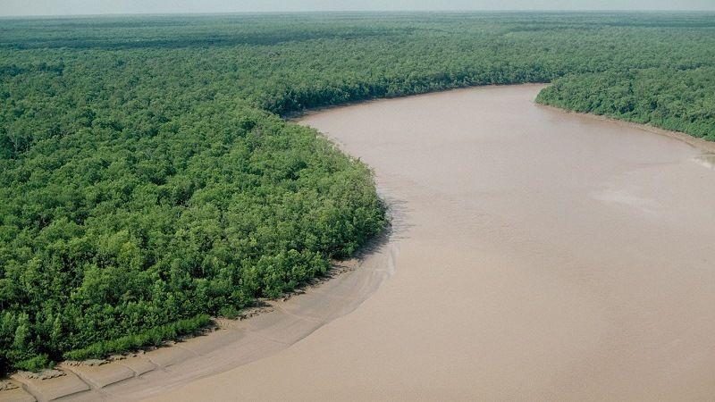 Водный поток Ла-Плата