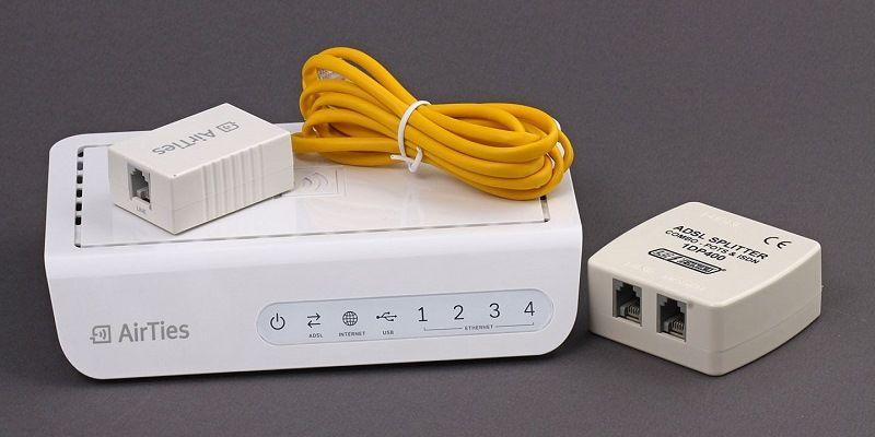 Недостатки технологии ADSL