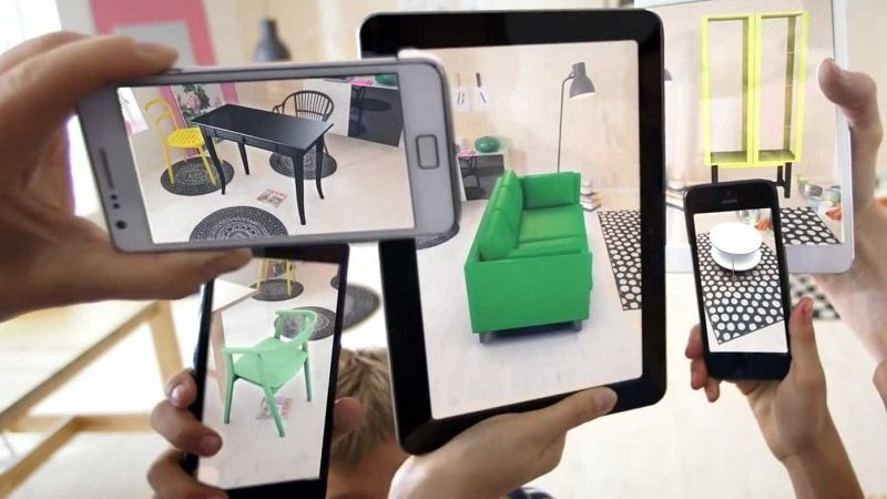 Augmented reality (AR) technology