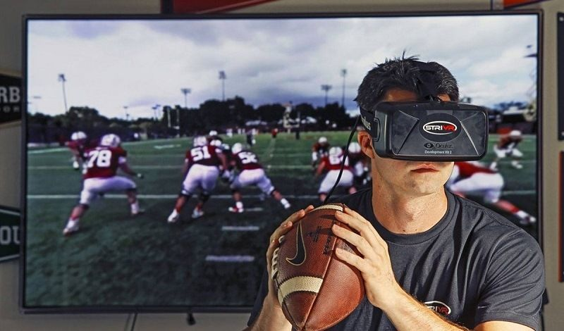 Augmented reality technology in sports