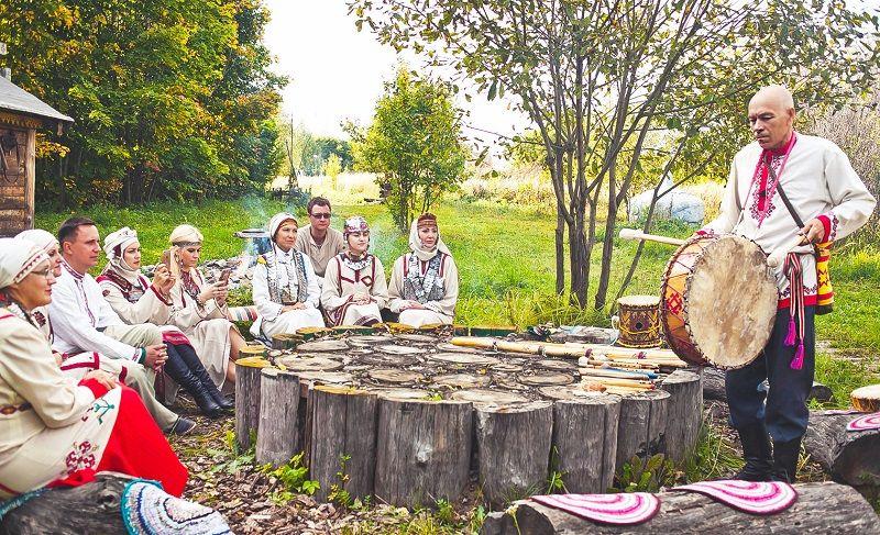 Традиции и обычаи Чувашии