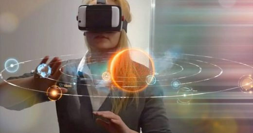VR технологии