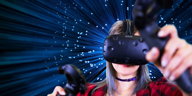 VR technologies in entertainment