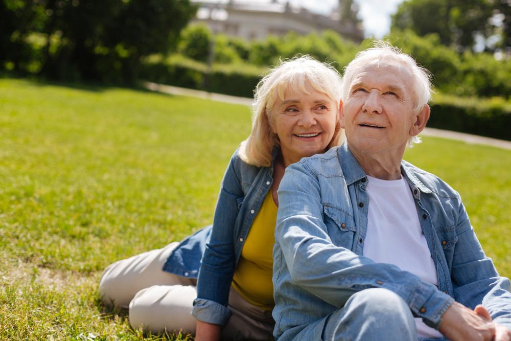 пожилая пара нашла свой смысл жизни