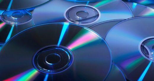 Что такое DVD